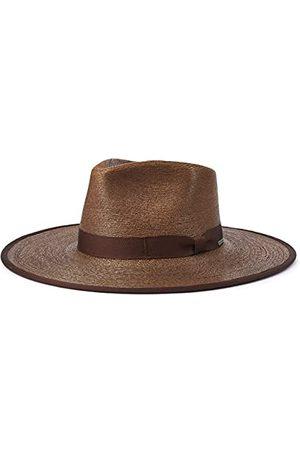 Brixton Unisex Jo Straw Rancher Cowboyhatt, , S