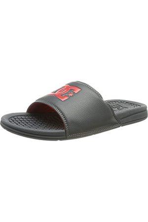 Dcshoes Bolsa-Slides Sandaler för män, grå, 10 UK