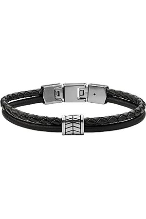 Fossil Herrarmband multistrands flersträngad rostfritt stål , JF03848040