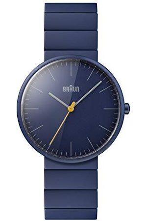 von Braun Unisex vuxna analog kvartsklocka med keramiskt armband BN0171NVG