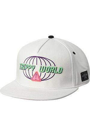 Cayler & Sons Unisex Trippy World Cap Baseballkeps, /Mc, One Size