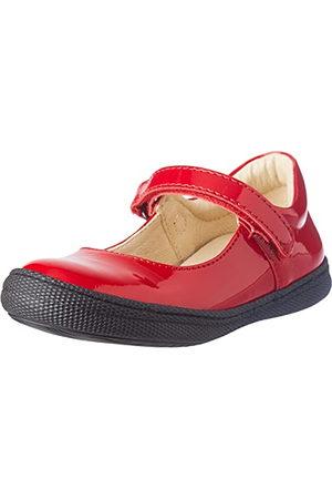Primigi Flicka Loafers - Flickor PTF 84320 Mary Jane Flat, Rosso - 31 EU