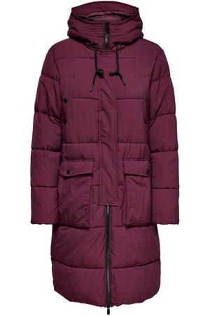 ONLY Kvinna Vinterjackor - Long Padded Jacket Kvinna