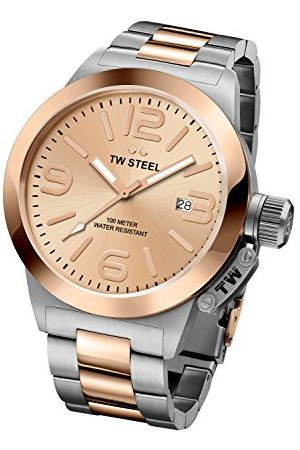 TW steel CB armbandsur armband 40 mm Grå/rosengold