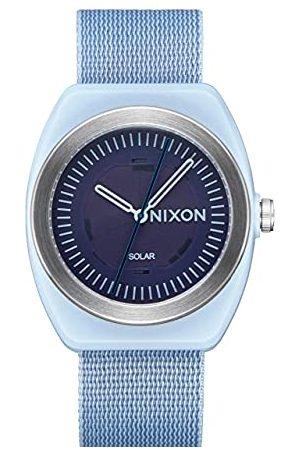 Nixon Unisex analog kvarts klocka med plastarmband A1322145-00