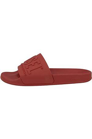 Diesel Sa-mayemi Slide Sandal för män, Röd - T4047 P3859-44 EU