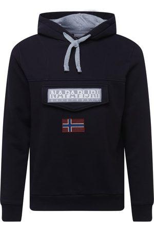 Napapijri Man Sweatshirts - Sweatshirt 'Burgee