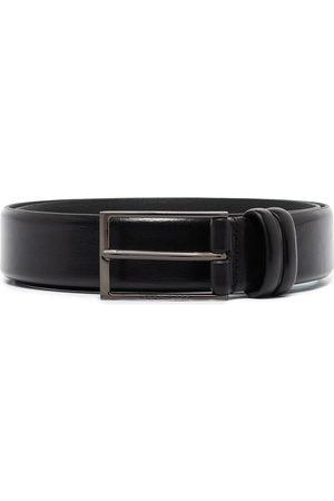 HUGO BOSS Man Bälten - Carmello rectangle-buckle belt