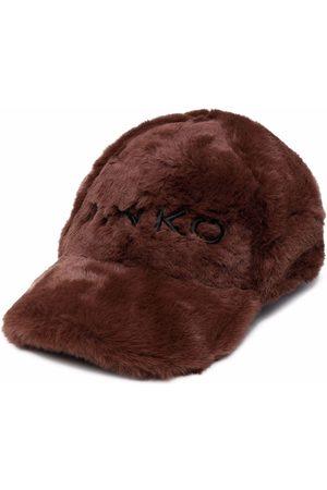 Pinko Embroidered logo cap