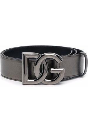 Dolce & Gabbana Bälte med logotypplakett