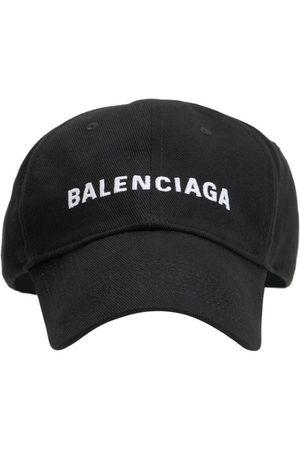 Balenciaga Man Kepsar - Logo Embroidery Baseball Cap