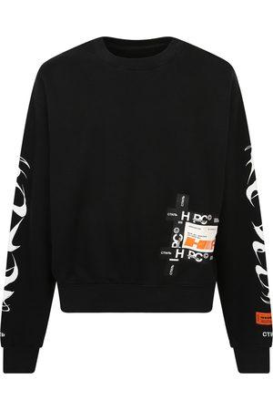 Heron Preston Printed sweatshirt