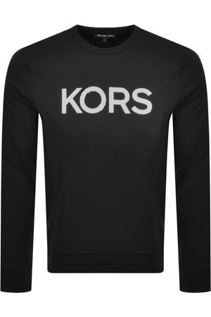 Michael Kors Logo Crew Neck Sweatshirt