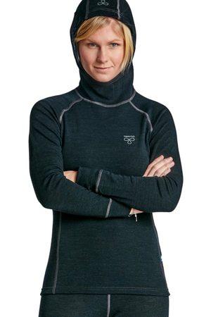 Termo Kvinna Hoodies - Women's Wool Light Hoodie