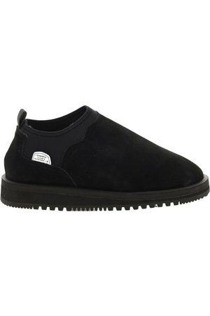 SUICOKE Man Loafers - Slip-on suede sneakers