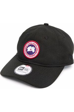 Canada Goose Logo-patch baseball cap