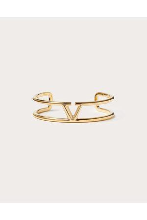 VALENTINO GARAVANI Vlogo Signature Metal Bracelet