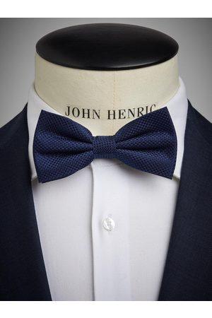 John Henric Man Flugor - Blue Bow Tie Formal