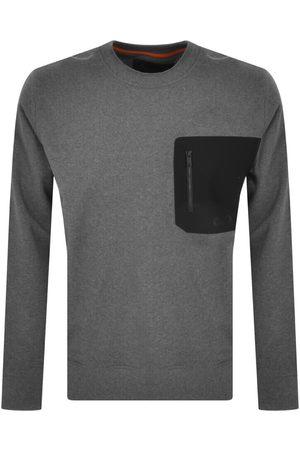 Moose Knuckles Man Sweatshirts - Caribou Sweatshirt