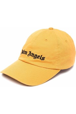 Palm Angels Keps med broderad logotyp