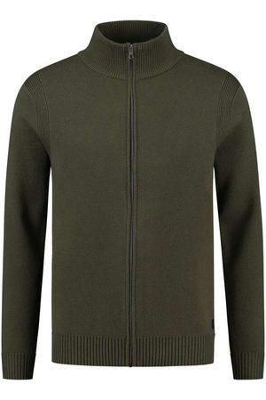 Dstrezzed Man Sweatshirts - Skipper Zip Through Sweatshirt