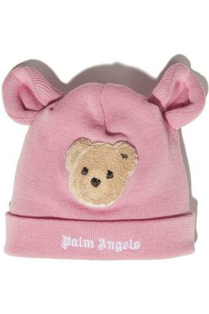 Palm Angels Bear Hat with Ears
