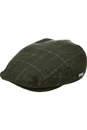 Hackett Herr Brighton Grn Deco Fc hatt, 6 azgrön/multi, L