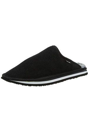 Cool shoe Män Home Men låga tofflor, Black 00001-43/44 EU