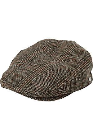 Hackett Herr Pow flatcap keps, 665grön, XL