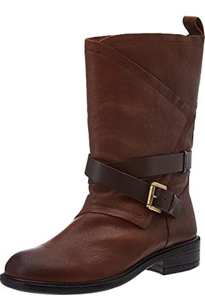 Geox Damer D Catria ankle boot, kaffe - 37 EU