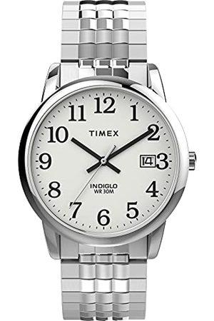 Timex Easy Reader 35 mm expansionsbandsklocka för män