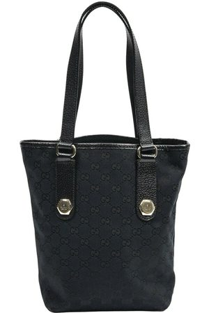 Gucci Pre-Owned Stud Bucket Tote