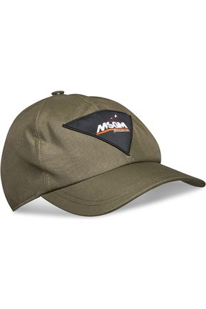 Msgm Man Kepsar - Cap Accessories Headwear Caps