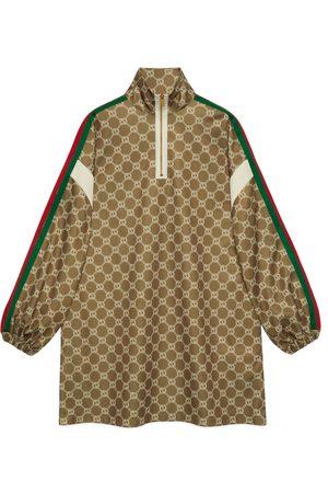 Gucci Interlocking G technical jersey dress