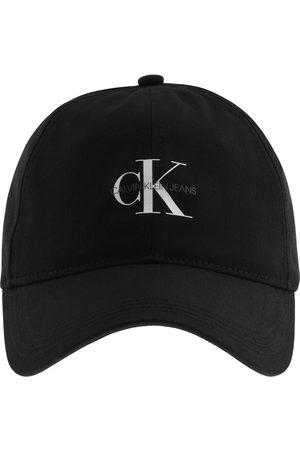 Calvin Klein Man Kepsar - Jeans Monogram Logo Cap