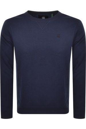 G-Star Man Sweatshirts - Raw Core Crew Neck Sweatshirt