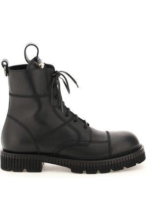 Dolce & Gabbana Bernini lace-up boots