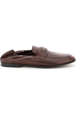 Dolce & Gabbana Man Loafers - Ariosto nappa loafers