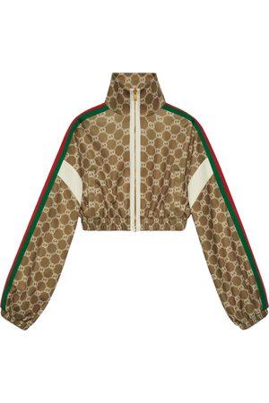 Gucci Kvinna Jackor - Interlocking G zipper jacket