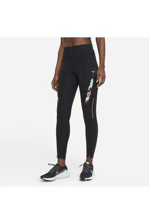 Nike Löparleggings i 7/8-längd med mellanhög midja Epic Fast Tokyo för kvinnor