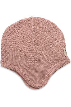 Mini A Ture Gui Hood Solid, K Accessories Headwear Hats Baby Hats