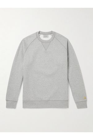 Carhartt Chase Cotton-Blend Jersey Sweatshirt