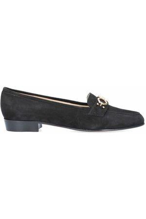 Salvatore Ferragamo Women's 611546 Loafers