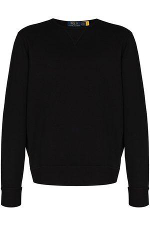 Polo Ralph Lauren Man Sweatshirts - Tröja med broderad logotyp