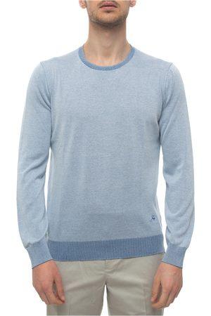 FAY Man Stickade tröjor - Delavè Sweater