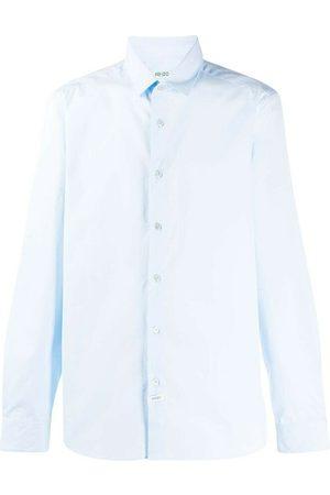 Kenzo Men's Fa55Ch2151Fa63 Shirt