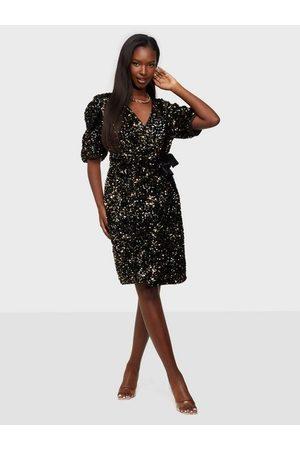 Y.A.S Yassequella 2/4 Dress - Show Paljettklänningar