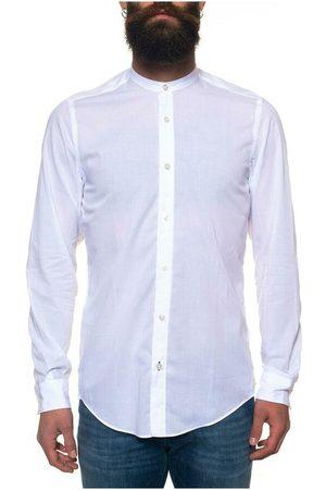 HUGO BOSS Lamberto shirt with guru collar