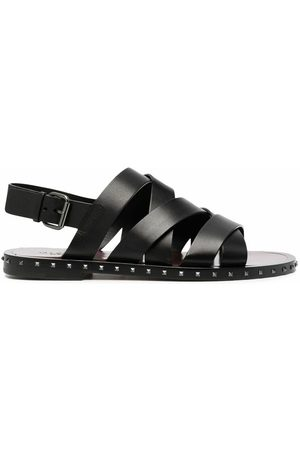 VALENTINO Vy2S0E20Zsb0No Leather Sandals