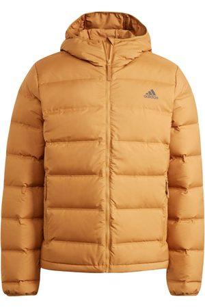 adidas Man Dunjackor - Men's Helionic Down Hooded Jacket